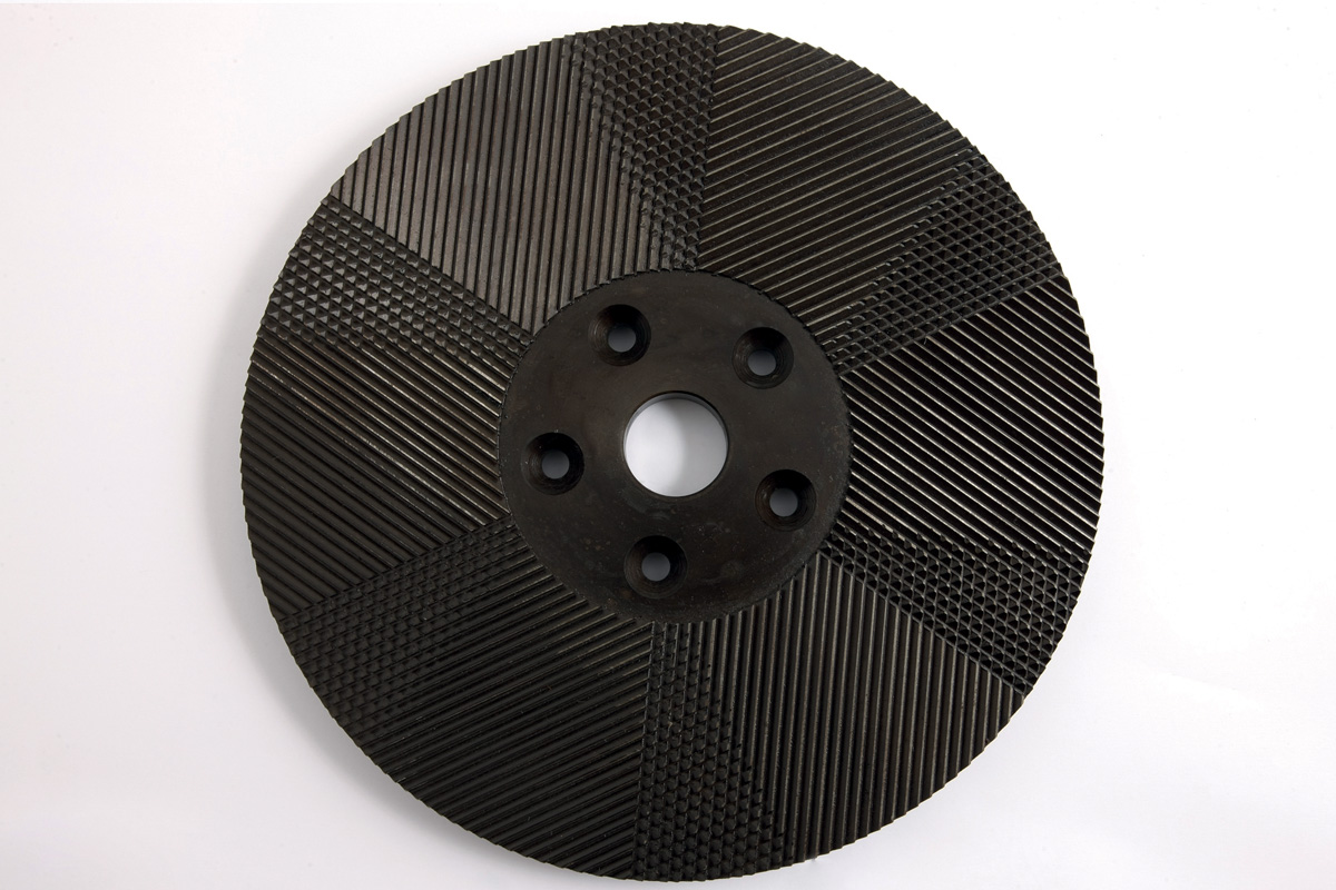 High-speed steel disk file
